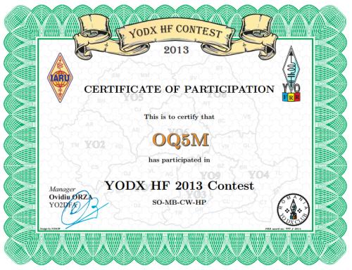 YOHF2013
