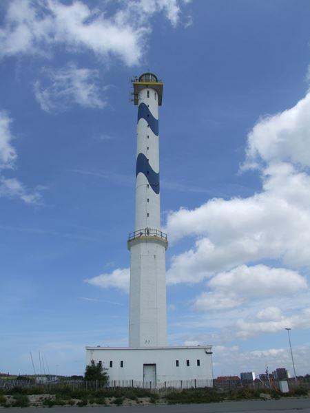 Lighthouse Lange Nelle - Oostende